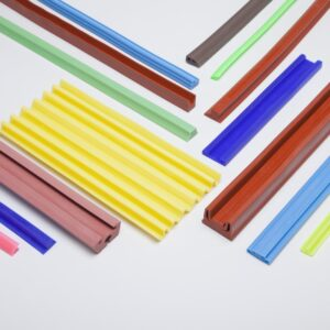 Silicon Rubber Strips and Cord